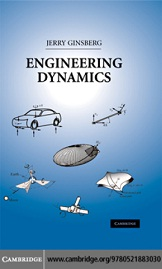 کتاب مرجع درس دینامیک پیشرفته \ Engineering Dynamics -Jerry Ginsberg